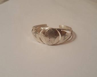 Silver Hand of Fatima Bracelet
