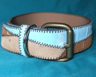 Pupcycled Large Eastwood Dog Collar
