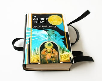 A Wrinkle in Time Book Bag Madeleine L'Engle Book Purse