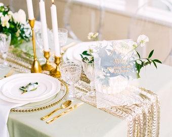 Sequin Table Runner | Gold Table Runner | Sequin Tablecloth | Gold Table Runner | Sequin Runner | Art Deco Wedding | Geometric wedding
