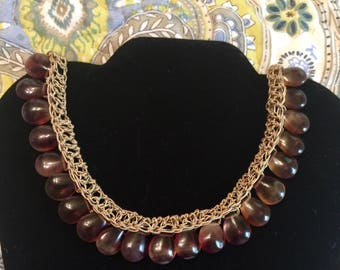 Handcrafted Natural Jewlery