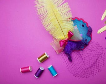 5 PERSON DIY Fascinator Kit