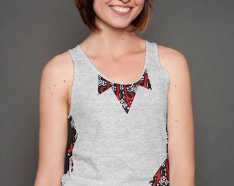Heather Grey Tank