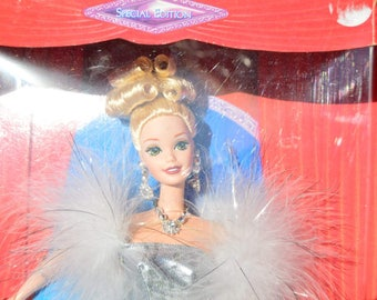 Silver Royale Barbie Doll