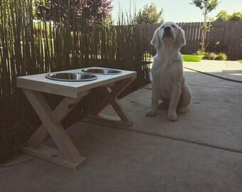 Farmhouse Dog Bowl