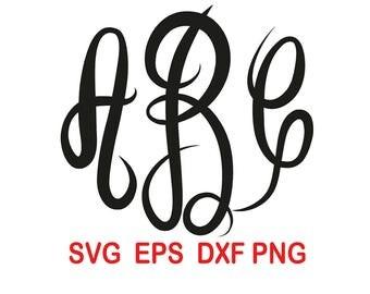 Master-Circle-Monogram.svg,eps,dxf,png.