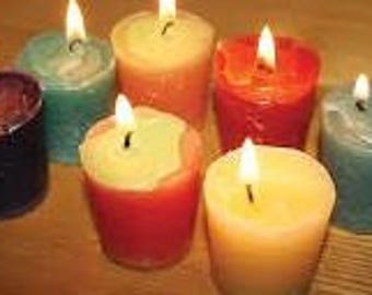 Custom Spell Candles