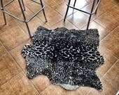 Bambury Mongolian Lambswool Floor Rug- Choose Colour- 90 x 110cm- Sheepskin Hide