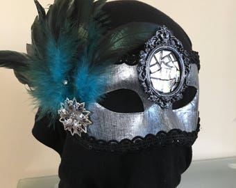Masquerade mask, statement one of a kind.