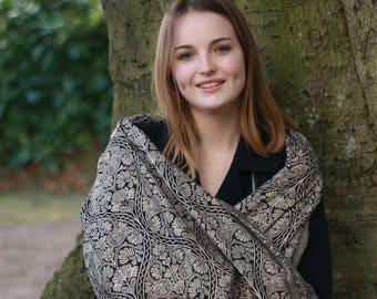 ODYSSÉE cashmere scarf