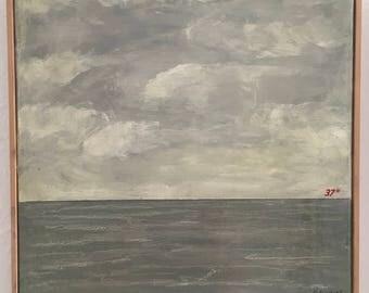 Art - object - North Sea-