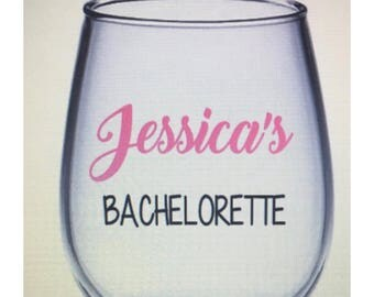 Bachelorette wine glass. Bachelorette party wine glass. Bachelorette weekend. Bachelorette party ideas. Bachelorette.