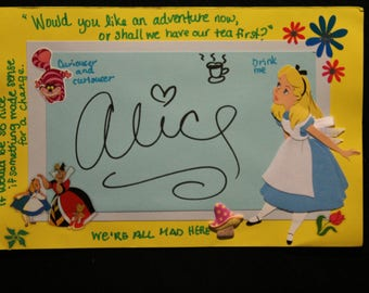 Disney Autograph Book - Classic Characters