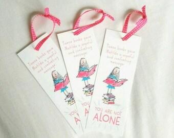 Roald Dahl's 'Matilda' Bookmark