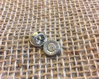 9mm Bullet Casing Tie Tack