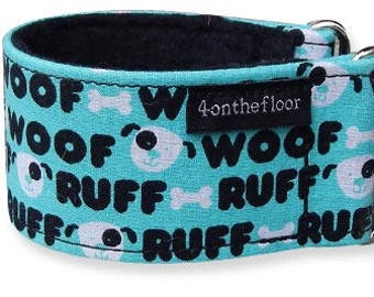 Woofstock Martingale collar
