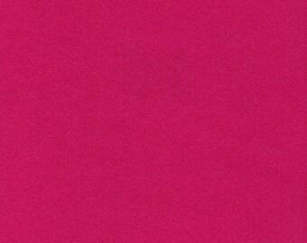 Shocking Pink Eco-Fi Craft Felt Squares
