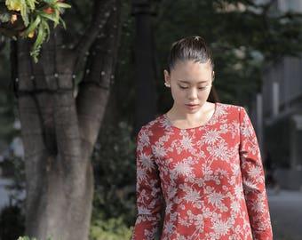 Kimono Dress (Chrysanthemum)