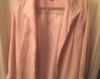 Pink Corduroy blazer