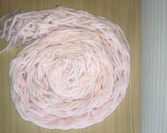 Rose Pink Fringe*