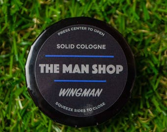 WINGMAN SOLID COLOGNE- The Man Shop