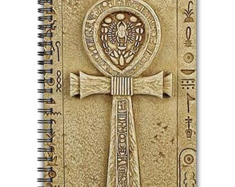 Ankh Journal Notepad Notebook