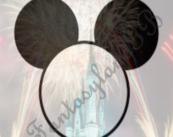 Disney countdown, days til Disney- digital file only