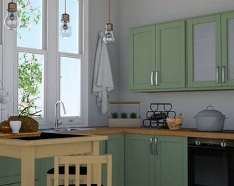 E-Design Package Kitchen
