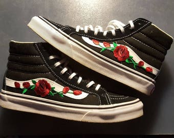 Handpainted/customized shoes