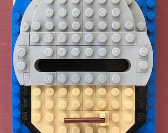 Robocop Lego® Portrait