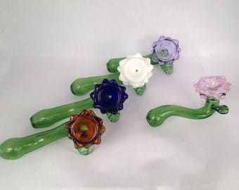 Flower Sherlock Pipe