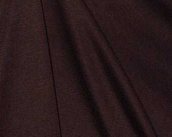 "Brown Jersey Fabric - 54"" Wide - 2 Yard (KF07)"