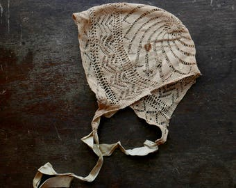 1847 Handmade Baby Cap