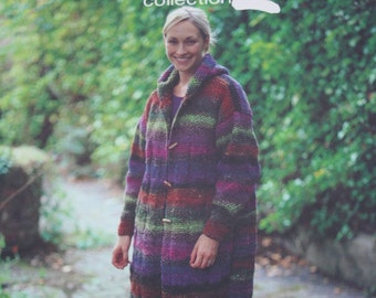 Knitting Patterns Noro 2 by Debbie Bliss Sweaters Cardigans Baby Blanket Men Women Children Paper Original NOT a PDF