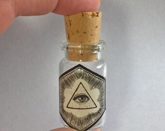Found Object Art, Secret Society Lodge, Occult Illuminati Art, Esoteric Artwork, World Domination Cabal, Secret Master, Magick Conspiracy
