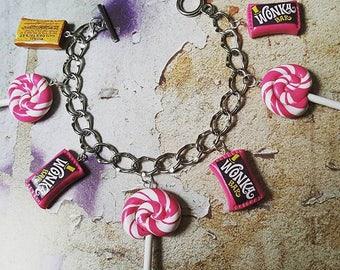 World of Wonka Charm Bracelet
