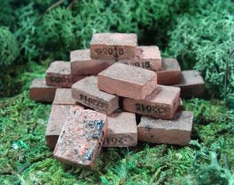 Miniature Fairy Garden Bricks
