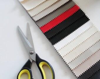 Faux Leather Catalog Color chart 16 pieces