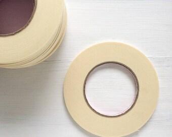blank skinny masking tape