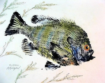 Etsy your place to buy and sell all things handmade for Big fish printing