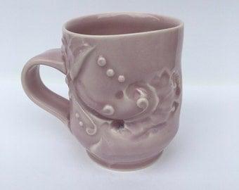 Pink Mug 8 oz