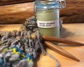 Knitter salve, farm made healing salve for crafters
