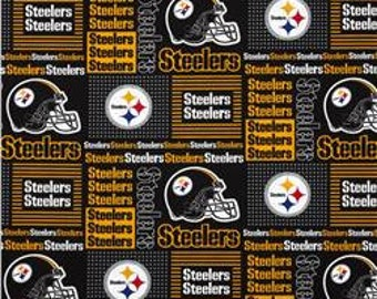 Pittsburgh Steelers Diaper Bag with changing pad by EMIJANE