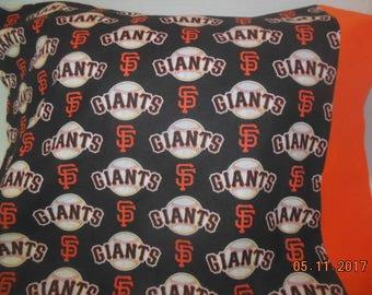 San Francisco Giants Baseball Pillowcase