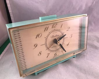 Vintage Sears Tradition Electric Alarm Clock