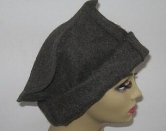 pakol . pakul . pakol hat . afghan wool hat . pakul hat