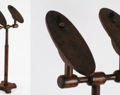 Vintage Store Display - Wooden Shoe Stand