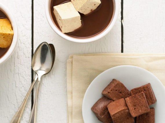 Marshmallow Sampler Pack, Pick 3 Flavors, handmade gourmet marshmallows