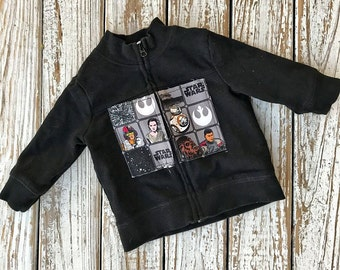 Star Wars sweater - baby - 6m
