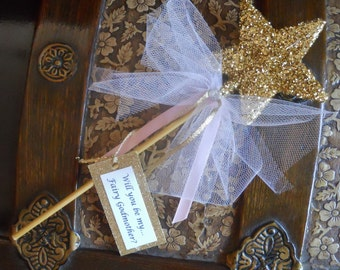 Will You Be My Fairy Godmother? Question Wand